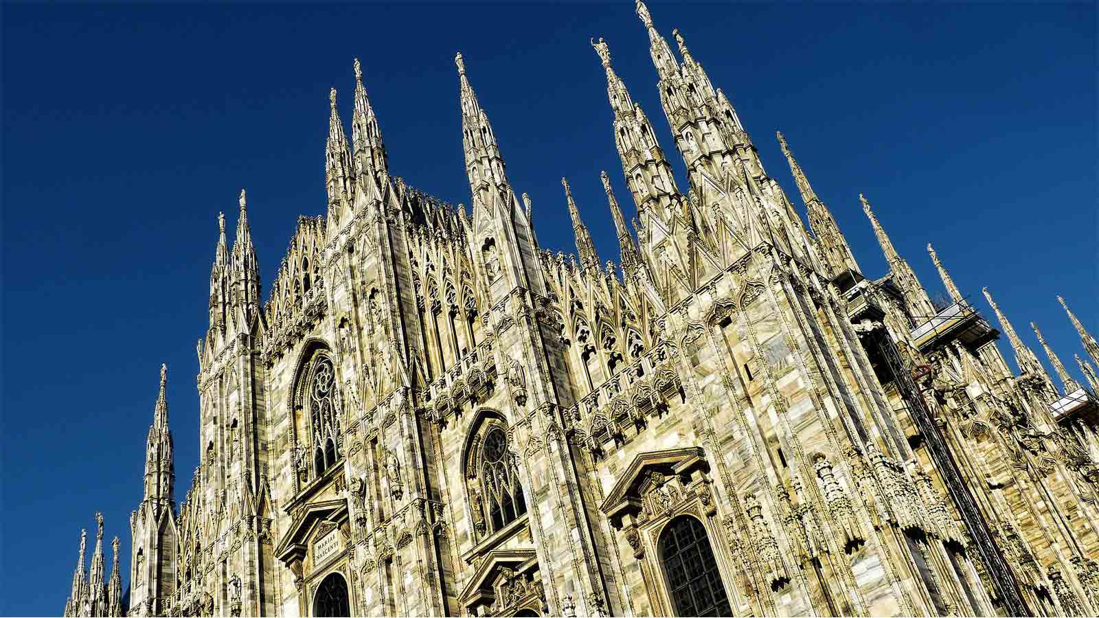 Local attractions milan