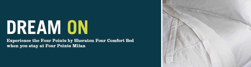 four comfort bed four points milan